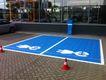 BMW-dealer markering