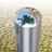 RVS Geleidepaal - Berlijn - 900mm hoog op de grond