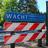 Overweg - NS - hek en wachtplanken