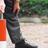 Inzinkbare parkeerpaal - Handbediend of half automatisch