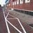 Markering - wegenverf - kruis parkeervak (NP)