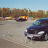 Antiparkeerbeugel - verzinkt - neerklapbaar - cilinderslot