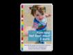 informatiebord reflecterend eigen ontwerp vreugdeoord kinderen