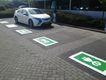 Oplaadpaal /oplaadpunt Opel Ampera
