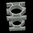 Bordbeugel dubbelzijdig (set 2 stuks) Ø60 mm
