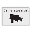 Verkeersbord Cameratoezicht basic - BP03