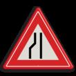 Verkeersteken RVV J19