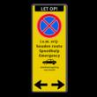 Stopverbod - wielklemregeling | route vrijhouden