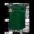 Afvalbak 40L Groen