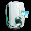 Homeline met vaste kabel (incl. beheer & laadpas systeem)