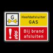 Veiligheidsbord - klant specifiek ontwerp