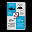 Informatiebord - Van brood gaan eenden dood - Model 01-Ratten