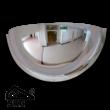 Kogelspiegel Ø600mm - kijkhoek 180° - met SKG-VV keurmerk