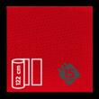 Reflecterende folie Rood klasse 3 T-7508-B