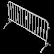 Dranghek staal 15,5kg - 200cm - 14 spijlen