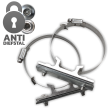 Bordbeugelset VARIABEL - Anti-diefstal - RVS klembanden (set 2 stuks)