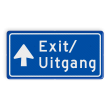Verkeersbord RVV BB101b