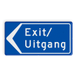 Verkeersbord RVV BB101l