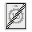 Verkeersbord RVV A02-15 zbe