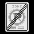 Verkeersbord RVV E201ze