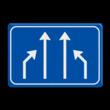 Verkeersbord RVV L05-4 einde rijstook