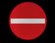 Serie C: Verbodsborden