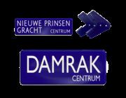 Straatnaamborden Amsterdam