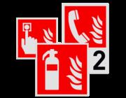 Brand pictogrammen