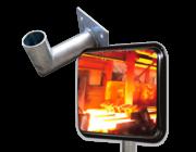 Inspectie-, Hittebestendige spiegels en Bevestig…