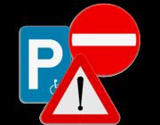 Verkeersborden België SB250