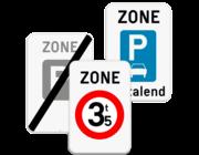 Z serie: Zoneborden