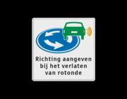 Verkeersborden overige - OV-…