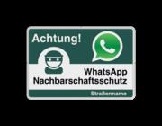 WhattsApp internationaal