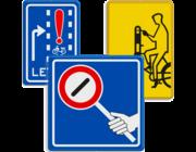 VR-serie | Verkeerregelborden