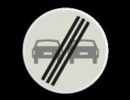 Verkeersteken RVV F02 - klasse 3