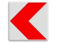 Verkeersbord RVV BB12l