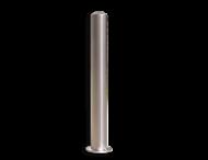 RVS Geleidepaal - Berlijn - 900mm hoog uitneembaar cilinderslot
