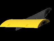 Kabelbrug - snelheidsremmer 800mm met reflector