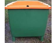 Strooizoutbak GARANT - container met deksel