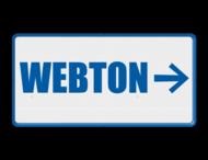 Tekstbord Webton + PIJL-2txt