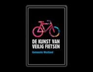 Informatiebord De kunst van fietsen - FC eigen ontwerp - 90 graden