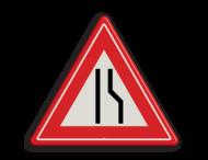 Verkeersteken RVV J18 - klasse 3