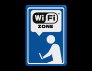 Informatiebord - Wifi-zone