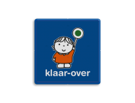 Dick Bruna - Attentiebord  klaar-over