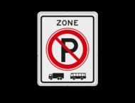 Verkeersbord RVV E201zb