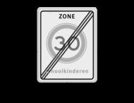 Verkeersbord RVV A02-xxx zbe + txt