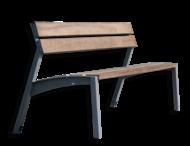 Designbank Vera - mmcite - steel-wood
