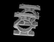 Rohrschellen doppelseitig (2er Set) Ø48 mm