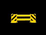 Stellingbeschermer Kunststof 900-1300mm - Black Bull