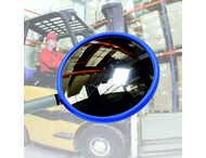 Inspectiespiegel rond 150mm acryl
